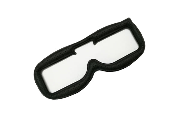 MXK Goggle Faceplate Foam - Leather x 2pcs