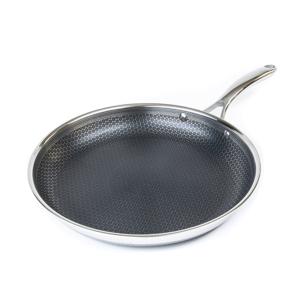 "12"" All Clad HexClad Hybrid Pan"