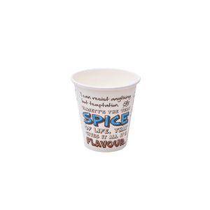 luckypack 3oz single wall paper cup