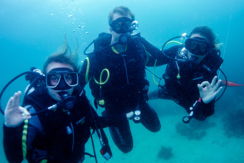 Discover Scuba Diving / Try Dive / Intro Dive