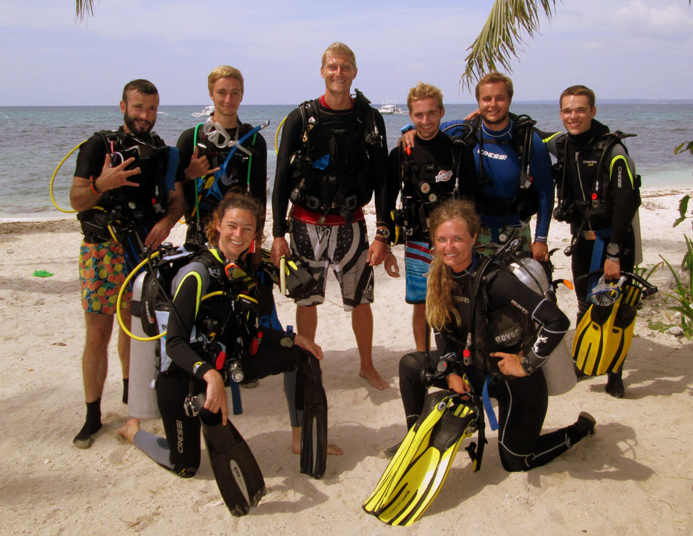 Divemaster Internships in the Philippines, Malapascua