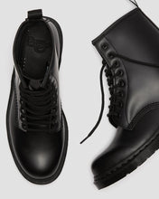 Load image into Gallery viewer, 1460 MONO SMOOTH LEATHER LACE UP BOOTS