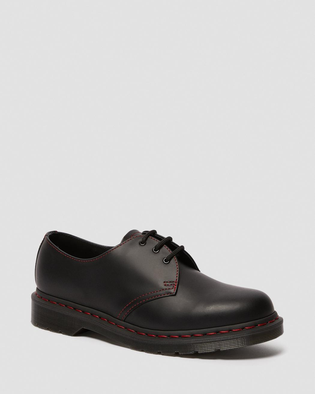 1461 CONTRAST STITCH SMOOTH LEATHER OXFORD SHOES