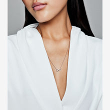 Load image into Gallery viewer, Sparkling Infinity Collier Necklace