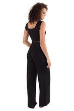 Load image into Gallery viewer, Black Halo Jackie O Jumpsuit  - Black