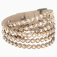 Load image into Gallery viewer, SWAROVSKI POWER COLLECTION BRACELET, BEIGE