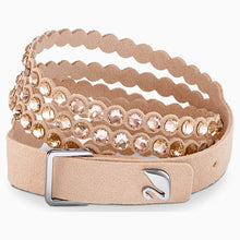 Load image into Gallery viewer, SWAROVSKI POWER COLLECTION SLAKE BRACELET, PINK
