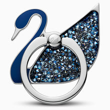 Load image into Gallery viewer, SWAN RING STICKER, BLUE, STAINLESS STEEL