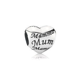 Pandora Mother's Heart Charm