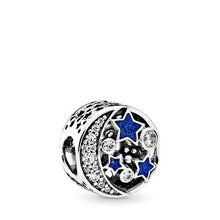 Load image into Gallery viewer, Pandora Sparkling Night Sky Charm