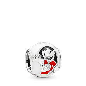 Pandora Disney, Lilo & Stitch Charm, Mixed Enamel