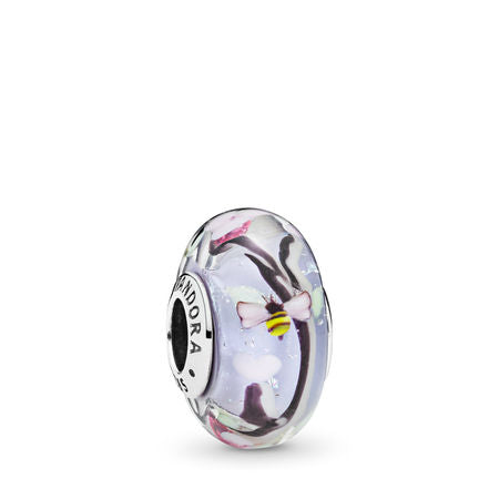 Pandora Enchanted Garden Charm, Murano Glass
