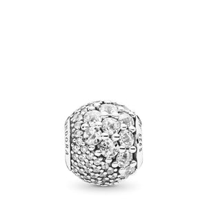 Pandora Enchanted Pavé Charm, Clear CZ