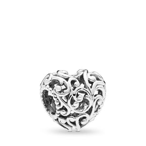 PANDORA Regal Heart Charm