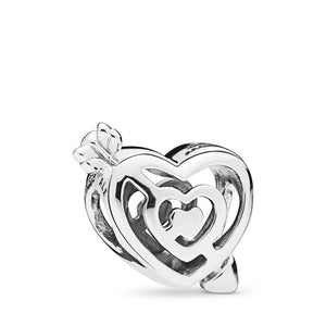 PANDORA Path to Love Charm