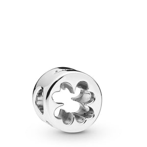 Pandora Clover Cut Out Charm