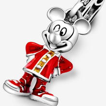 Load image into Gallery viewer, Disney Mickey Mouse Dangle Charm