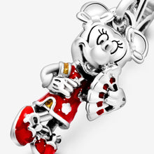 Load image into Gallery viewer, Disney Minnie Mouse Dangle Charm