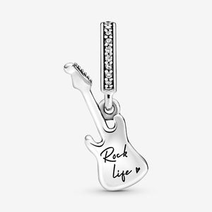 Electric Guitar Dangle Charm