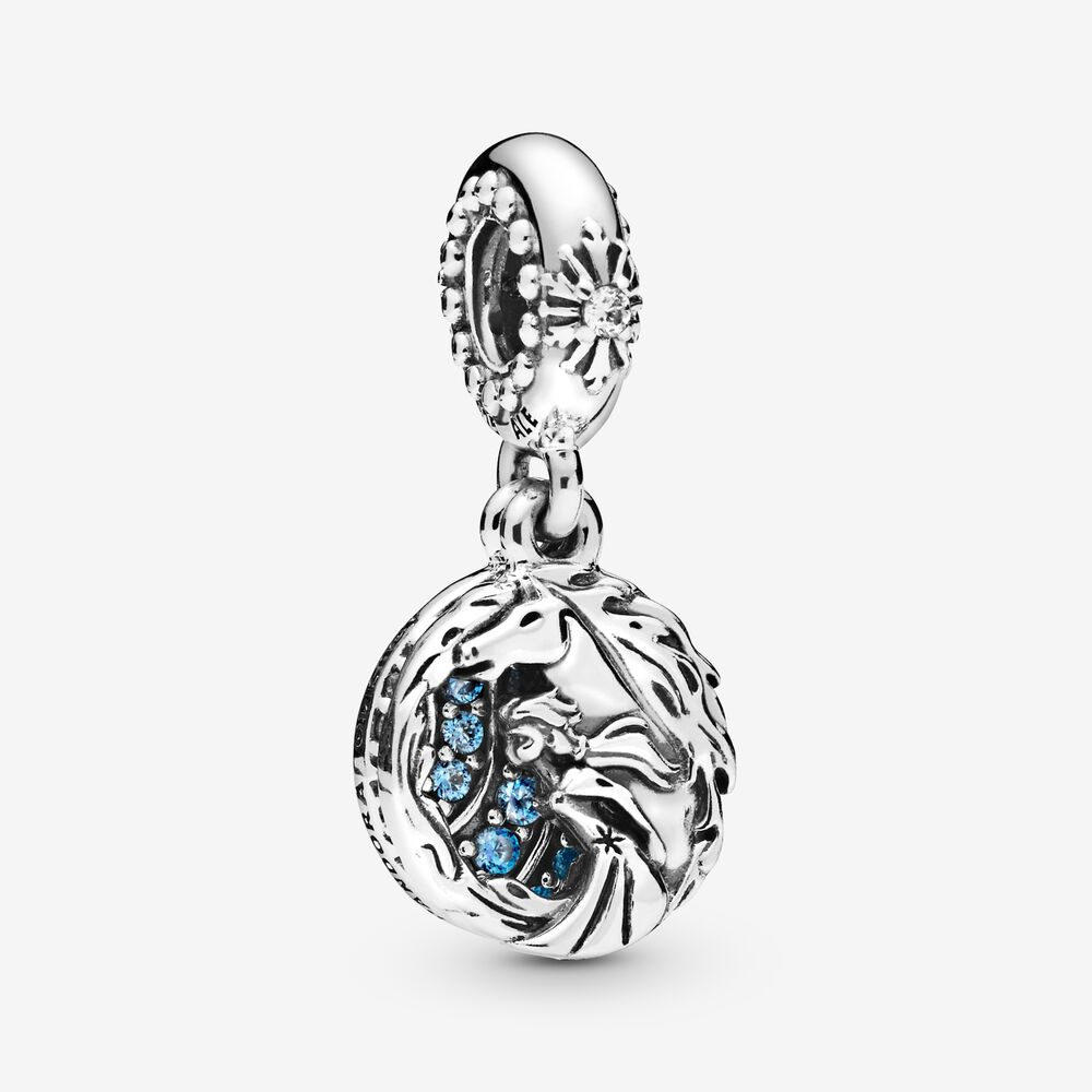 Disney Frozen Elsa and Nokk Dangle Charm