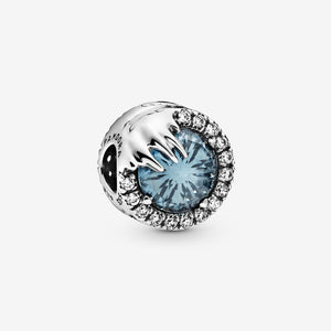 Disney Frozen Winter Crystal Charm