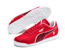 Load image into Gallery viewer, Scuderia Ferrari Roma Men's Sneakers - Rosso Corsa
