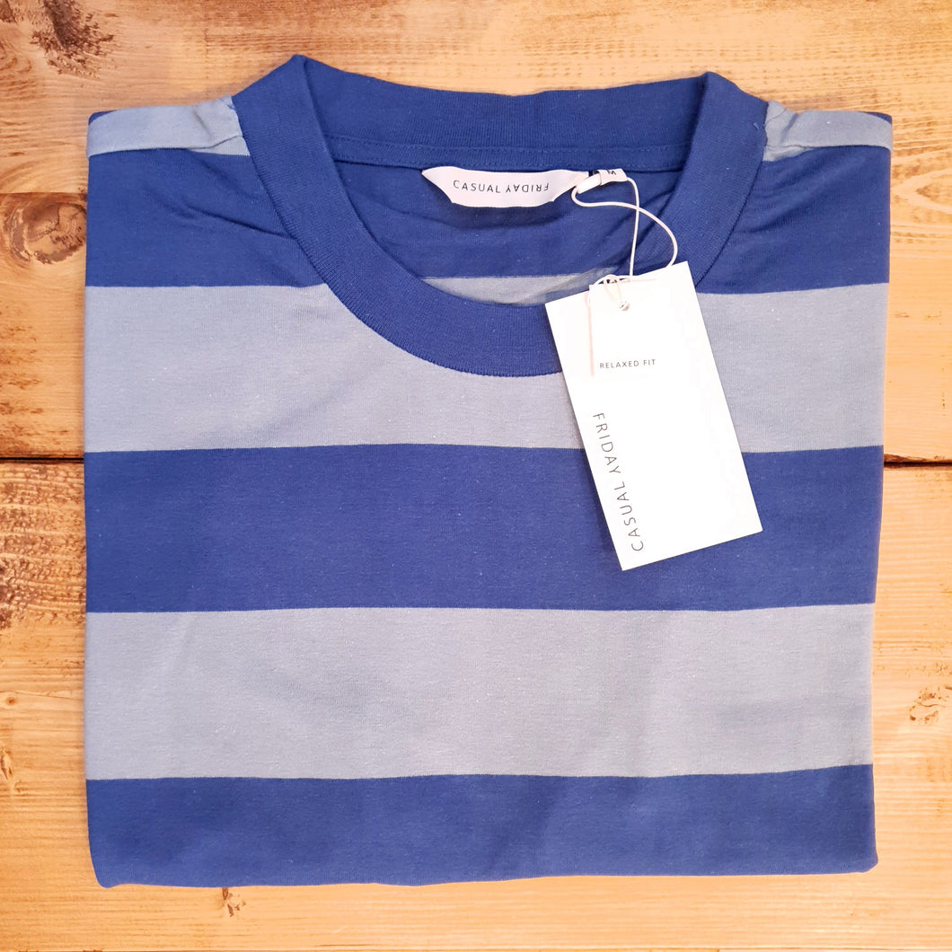 Chunky Striped T-shirt - Casual Friday