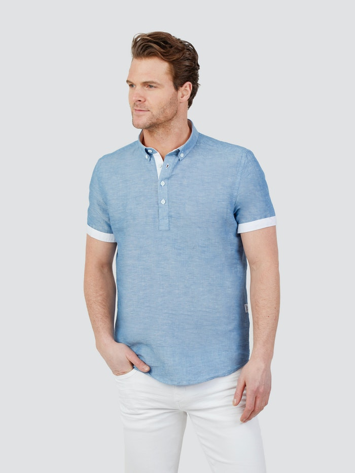 Salvador - Mish Mash Short Sleeve Shirt