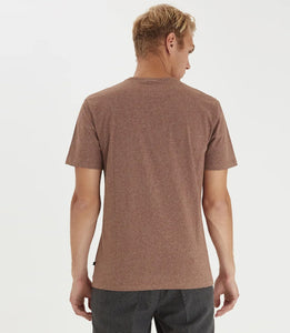 Thor Rust Melange T-shirt - Casual Friday