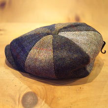Load image into Gallery viewer, Lewis Harris Tweed Bakerboy - Failsworth Hats