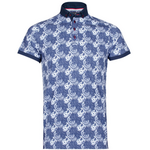 Load image into Gallery viewer, Jiggler Lord Berlue - Facto Paisley Polo
