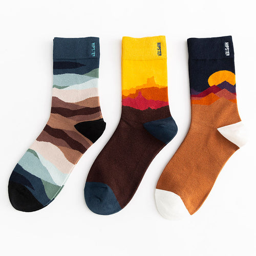 Cotton Harajuku Hipster Socks