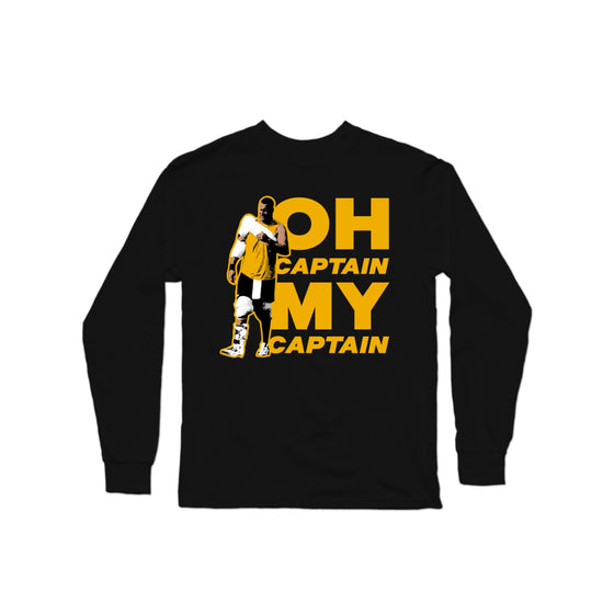Oh Captain My Captain Longsleeve Shirt