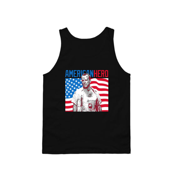 American Hero - Die Hard Tank Top