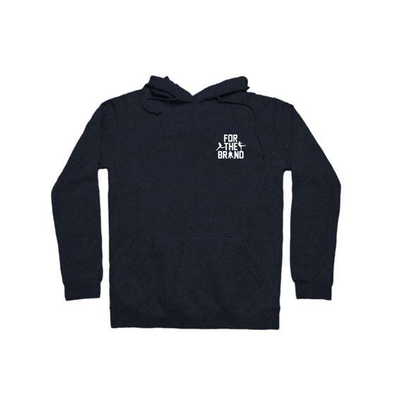 For The Brand Left Chest Pullover Hoodie