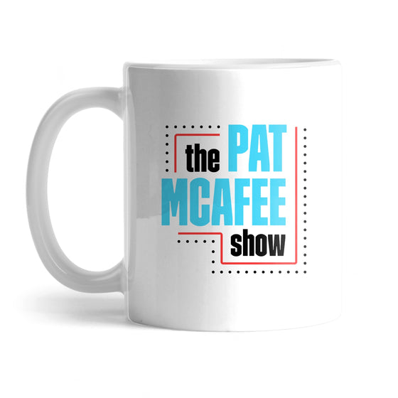 The Pat McAfee Show Mug
