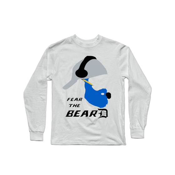 Fear The Beard Longsleeve DET