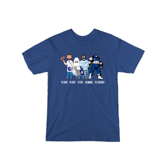 A Team Of Extraordinary Gentlemen T-Shirt