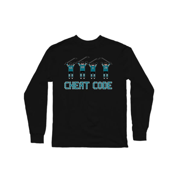 Cheat Code San Jose Longsleeve Shirt