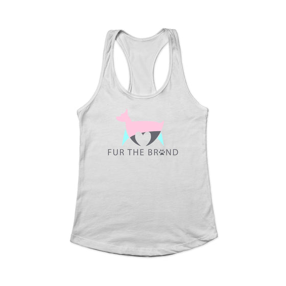 Fur The Brand Women's Tank Top