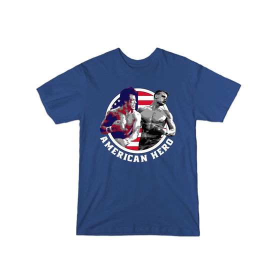 American Heroes - Rocky T-Shirt