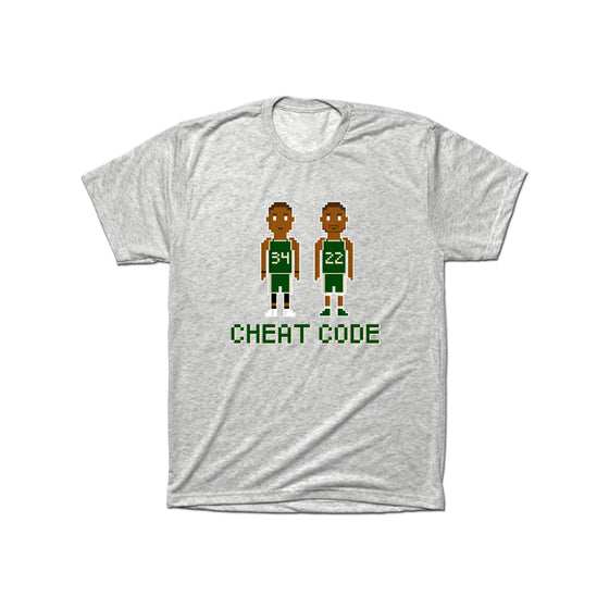 Bucks Cheat Code T-Shirt
