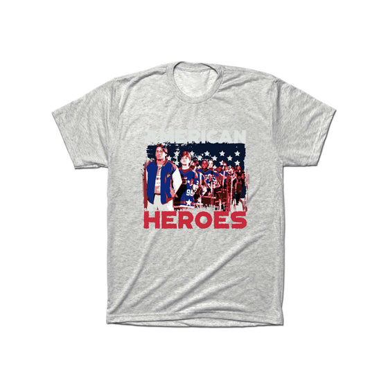 American Heroes - Mighty Ducks T-Shirt