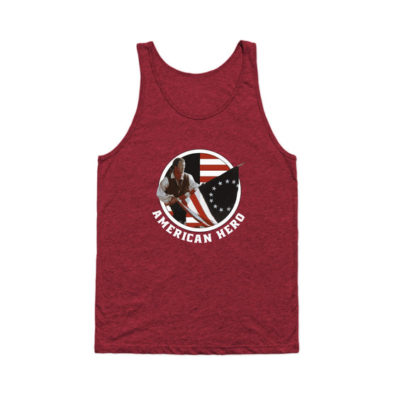 American Heroes - The Patriot Tank Top