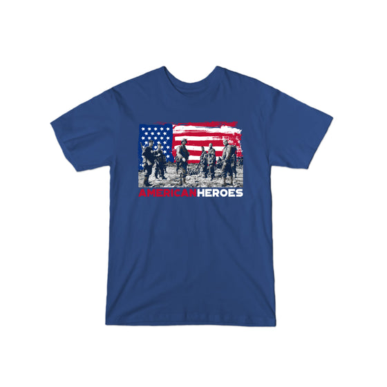 American Heroes - Saving Private Ryan T-Shirt