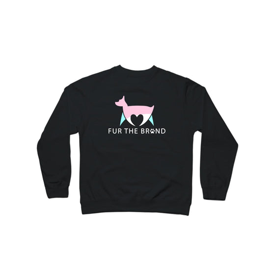Fur The Brand - Crewneck Sweatshirt