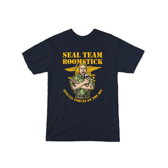 Seal Team Boomstick T-Shirt
