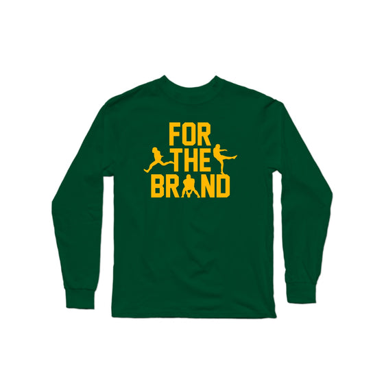 For The Brand - Green Bay Longsleeve Shirt