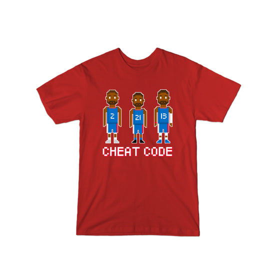 Clippers Cheat Code T-Shirt