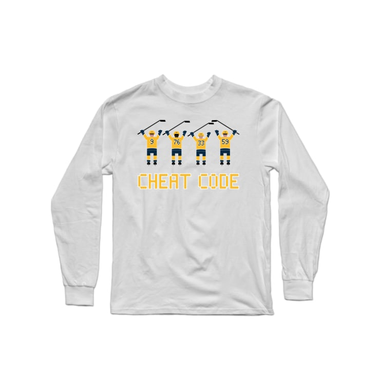 Cheat Code Nashville Longsleeve Shirt